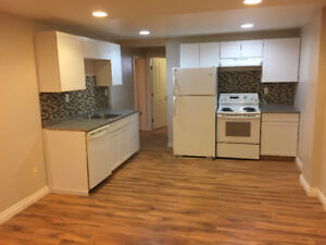 New Basement in Braeside - All Utils $75 - Partially Furnished
