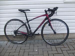 2012 Woman's Specialized Ruby Road Bike Size 48cm