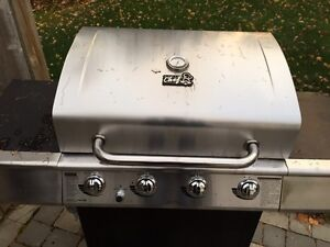 BBQ stainless steal 50$