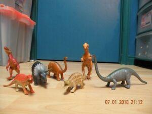 kit dinosaures