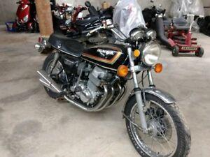 Honda cb750k 1977