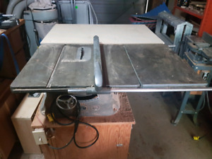 "Beaver 3200 8"" table saw"