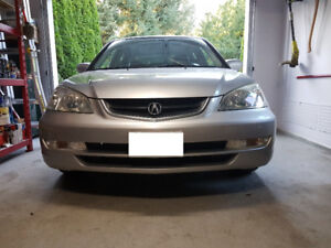 Super clean 2002 Acura 1.7 EL! Standard transmission