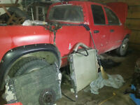 2003 dodge nv5600 6 speed standard transmission