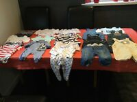 Boys baby clothes Age 0-3 Months