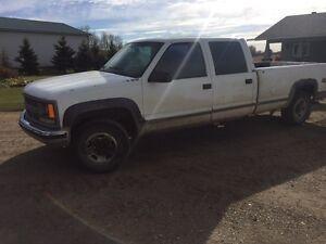 1 ton 95 Chevrolet