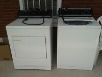 Ensemble laveuse-sécheuse Inqlis/Washer-dryer set Inqlis brand