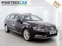 2014 VOLKSWAGEN PASSAT 2.0 TDI BlueMotion Tech Executive 5dr start stop