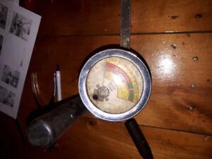 battery tester - vintage