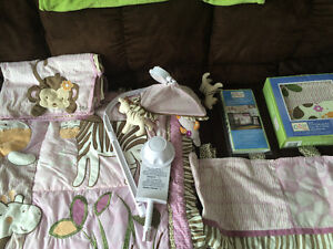 Girls Animal Bedding