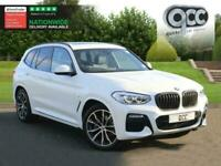 2019 BMW X3 XDRIVE30D M SPORT Auto Estate Diesel Automatic