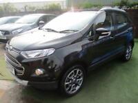 2015 Ford Ecosport 1.5 TDCi Titanium X (X Pack) 5dr