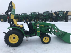 2015 2032R Compact Utility Tractor
