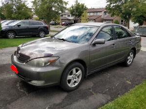 2004 Toyota Camry Se 270000km