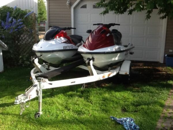 Used 2004 Yamaha Waverunner