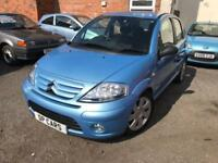 Citroen C3 1.6i Exclusive - 2008, AUTOMATIC, 70K Miles, 12 Months MOT, 3 Owners