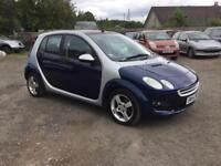 Smart forfour 1.3 Passion***3 MONTHS WARRANTY**GREAT SPEC BEAUTIFUL CAR
