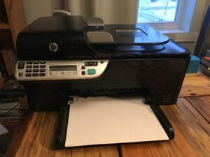 Imprimante-scanneur-fax