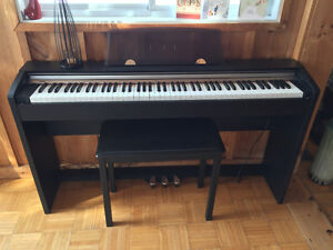 privia buy or sell pianos keyboards in ontario kijiji classifieds. Black Bedroom Furniture Sets. Home Design Ideas