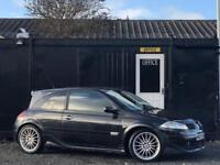 2003 RENAULT MEGANE 3 DOOR + RENAULTSPORT REP + ALLOYS + BODYKIT + SIDE SKIRTS +
