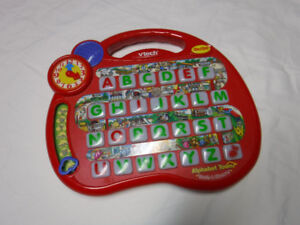 Vtech Alphabet Town Touch and Discover$5