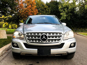 Mercedes-Benz M-Class ML350 2009 4MATIC 4dr 3.5L - in great cond