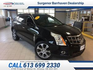 2012 Cadillac SRX Luxury Collection   -