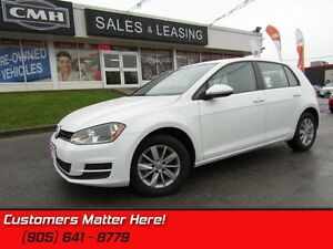 2016 Volkswagen Golf   REAR CAMERA, BLUETOOTH, HEATED SEATS, SIR