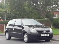 Renault Clio 1.2 Rush,LONG MOT,LOW TAX,LOW INSURANCE AND CHEAP TO RUN