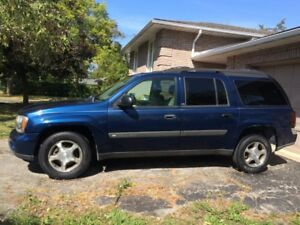 2004 Chevy TrailBlazer Ls $1500.00