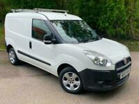 Fiat Doblo 1.3 Multijet 16V Panel Van White 2013