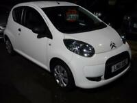 CITROEN C1 VTR 2011 Petrol Manual in White