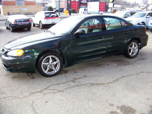 2003 Pontiac Grand Am!