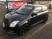 2007 SUZUKI SWIFT SPORT, MOT JUNE, NOT POLO ASTRA FIESTA CLIO LEON GOLF