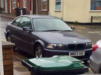 2003 BMW 318 Ci (MPV Swap)