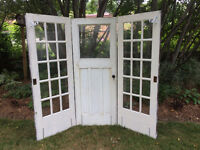 Antique Doors for rent - Decor for your wedding