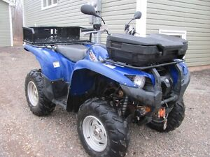 2013 Yamaha Grizzly 700 4x4