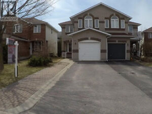 Lovely Semi-detached 3+1 Home, South Central Kingston