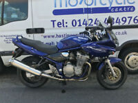 Suzuki GSF600 Bandit S / GSF600S / Commuter / Nationwide Delivery