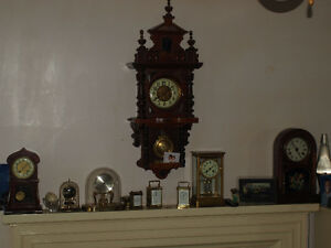 Clocks, Clocks & more Clocks