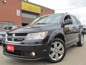 2011 Dodge Journey SXT,7 Passenger,Chrome,Heated Seat