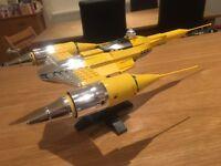Lego UCS 10026 Naboo Starfighter Rare Star Wars