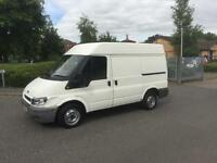 Ford Transit SWB-Medium roof-1 Year MOT-NO VAT