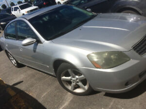 Nissan 2006 Altima [Good Condition]