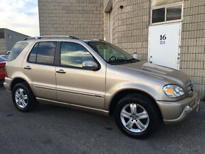 2005 Mercedes-Benz ML Special Edition for sale
