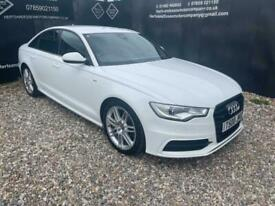 image for 2013 Audi A6 SALOON 3.0 TDI S line S Tronic quattro 4dr Saloon Diesel Automatic