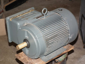 5  HORSE  COMPRESSOR  ELECTRIC  MOTOR .NEW. $500.