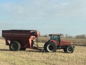 J&M Grain cart