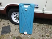 Tote a long septic rv tank must sell