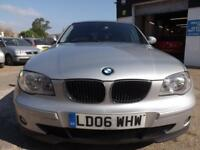BMW 118 2.0TD 2006MY d SE 107000 MILES